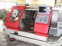 CNC Mill / Turn Centre